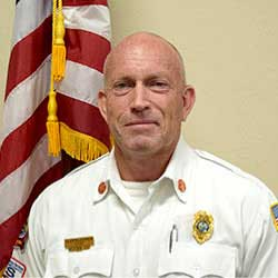 Deputy Chief Alan McLaughlin