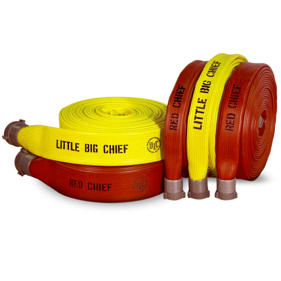 BullDog Red/Yellow Chief Hose