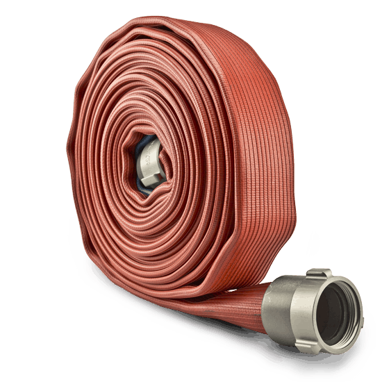 BullDog Hose Red Chief 2.5