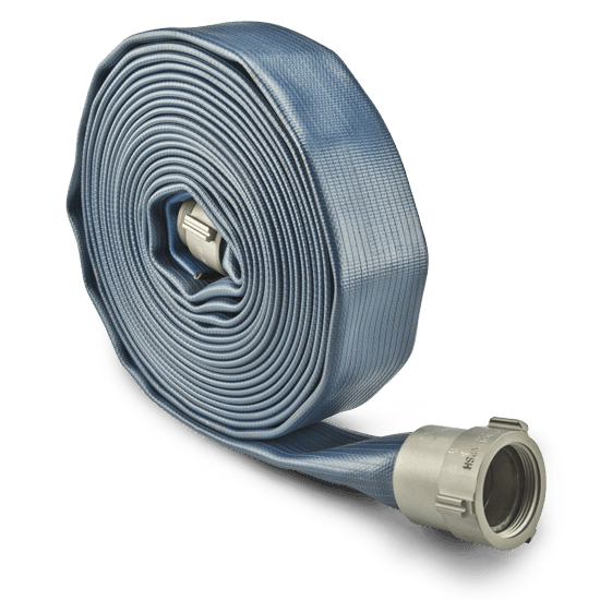 Hi-Power high-rise fire hose