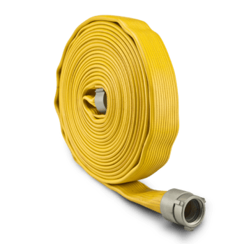 Red Chief and Yellow Chief fire hose