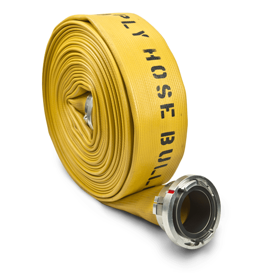 BullDog Hi-Vol Supply Line Fire Hose