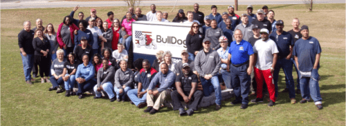 BullDog Hose Company's team in Angier, NC
