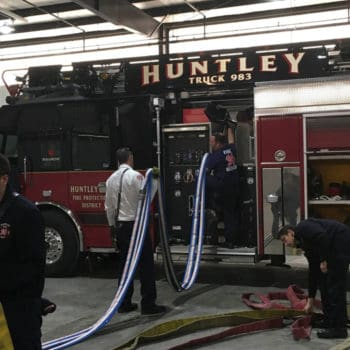 Huntley Fire Protection District's new Hi-Combat II