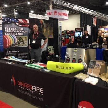 Mike Umphrey, Michigan Sales Manager for Dinges Fire Company