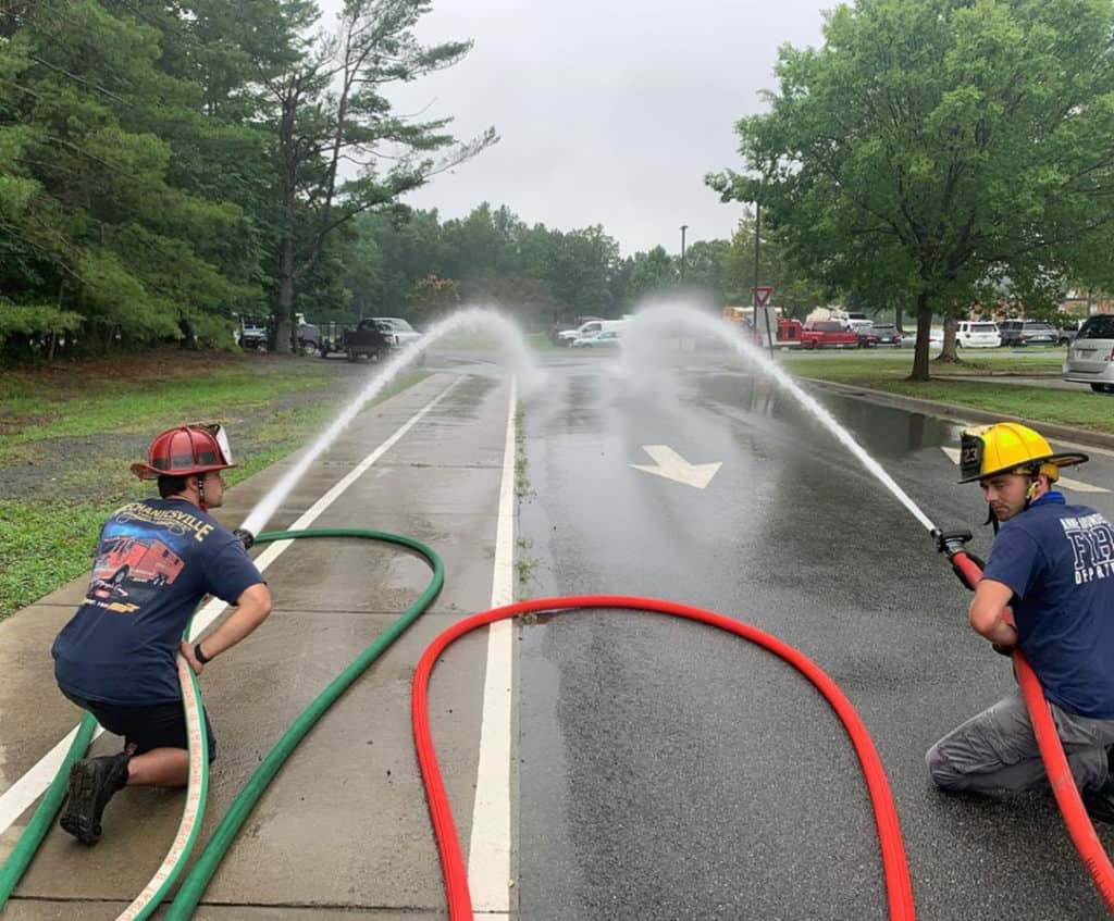 Inspecting and testing a hose is critical to being effective when responding to emergencies.